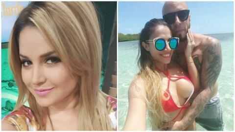 """Alexis se casó y Gredmarie Colón reaccionó: """"Nosotros seremos amigos 'fo..."""