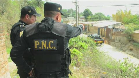 Descubren fosa clandestina con restos humanos tras captura de pandillero...