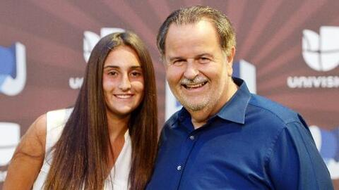 Mira el susto que el Gordo de Molina y su hija pasaron en Grecia