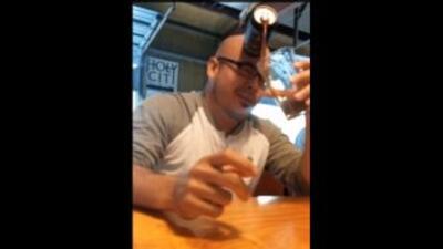 Impressive Drinking Trick