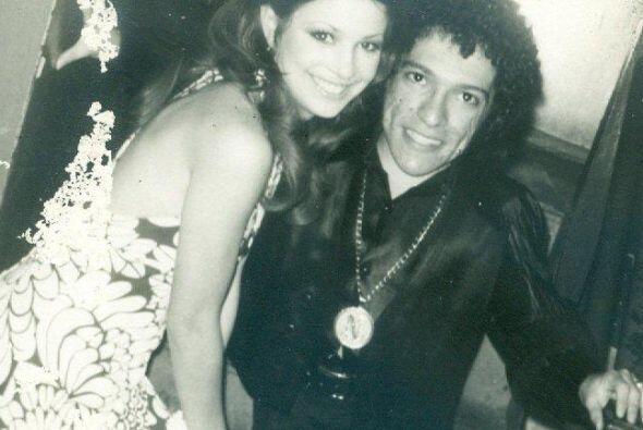 Después se casó con el cantante venezolano Balbino y de es...