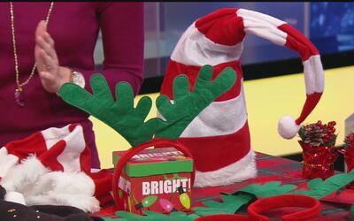 Ideas para ponerle más diversión a sus fiestas navideñas
