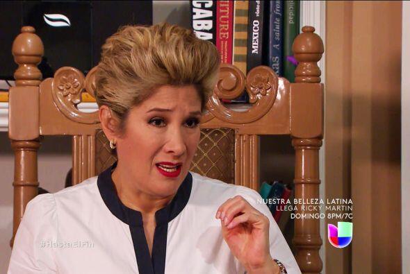 Doña Greta, ya deje de confiar en Patricio, es un verdadero rufián.