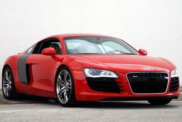El Audi 5.2 FSI quattro es capaz de acelerar de 0 a 60 millas por hora e...