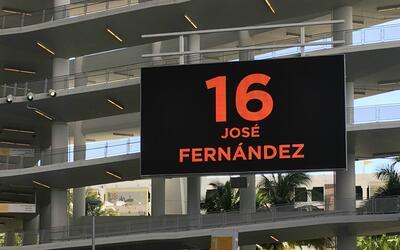 """""""José Fernández era como un niño que salía y hacia su travesura"""", dice f..."""