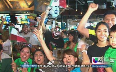 México mantiene el amor a la camiseta a pesar de todo