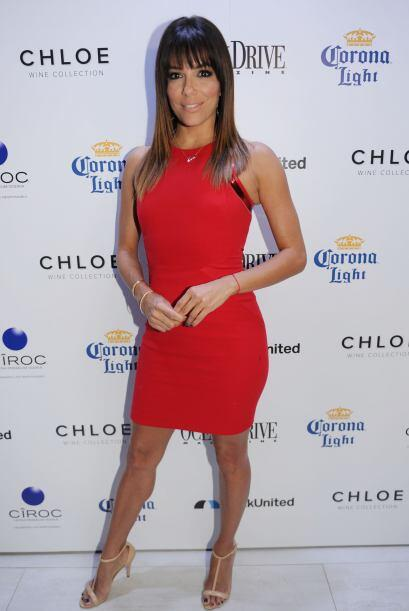 Eva Longoria celebró su cumpleaños 39 con un look muy renovado. Más vide...