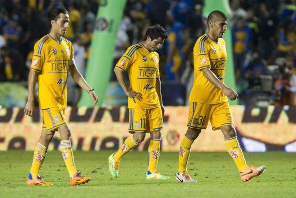 Al final Tigres y Pachuca repartieron puntos para sumar su primer unidad...