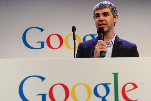 20.LARRY PAGE  Puesto- CEO Google.  Organización- Google.  Edad- 39 años...
