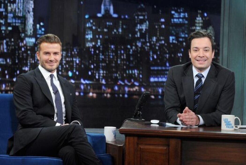 David Beckham Mira aquí los videos más chismosos.