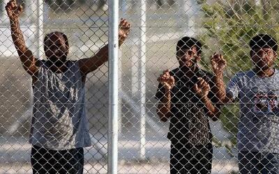 Empresas privadas lucran con el encarcelamiento de migrantes
