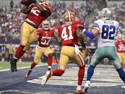 Cowboys vs 49s
