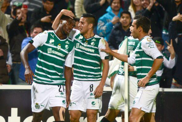 Santos ha superado las expectativas que se tenían sobre ellos para este...