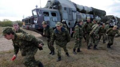 Rusia reclama el legítimo derecho de proteger la república separatista d...
