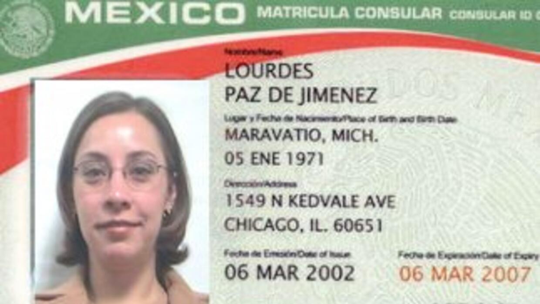 La Matrícula Consular Mexicana se acepta en 265 condados, 437 concejos l...