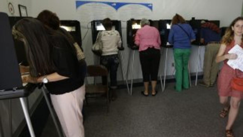 El voto latino será uno de los factores que decidirán quién ganará estas...