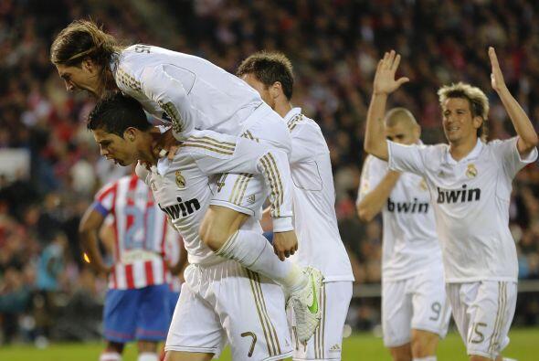 Cristiano Ronaldo es la gran amenaza rojiblanca. Ausente en el último de...