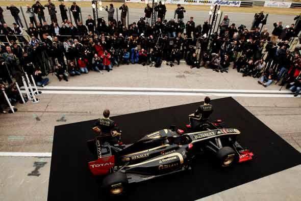 la ausencia de Kubica es una mala noticia para Lotus Renault, una escude...
