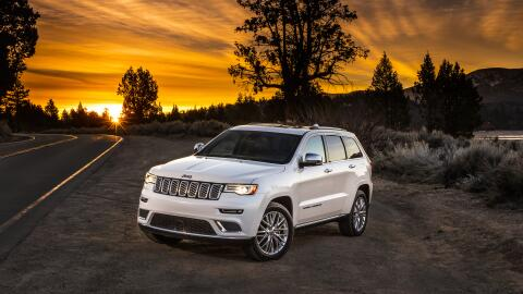 Jeep Grand Cherokee Summit 2017