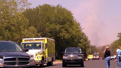 Múltiples incendios en el noroeste de Austin parecen ser intencionales.