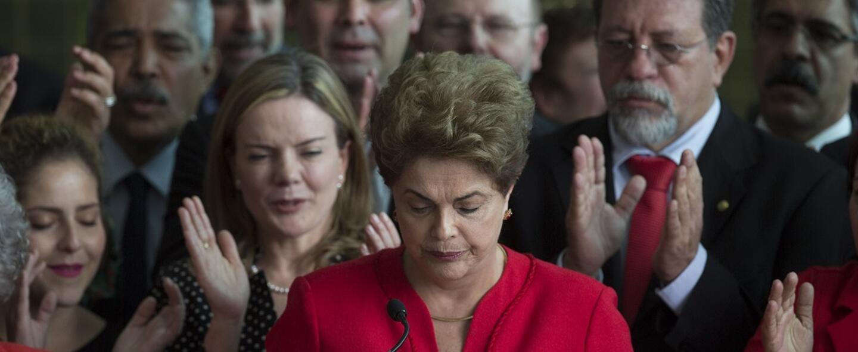 Rousseff fue destituida definitivamente en un juicio de responsabilidade...