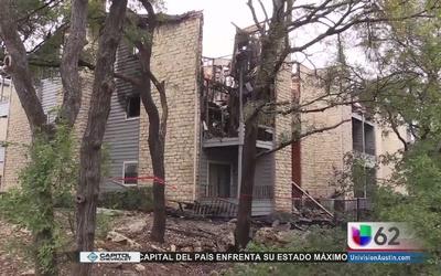 Decenas de familias se quedan sin hogar al sur de Austin