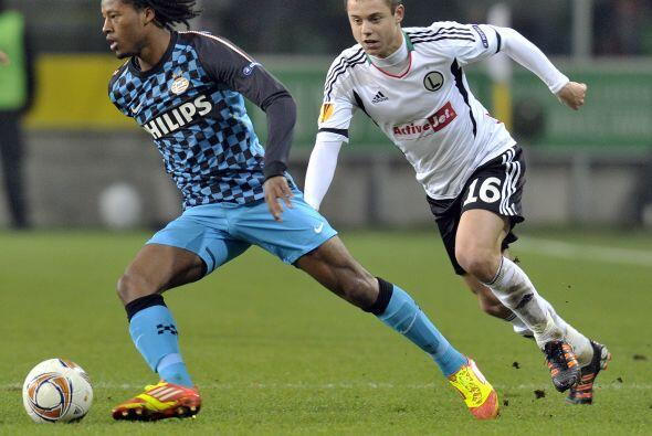 Este joven jugador debutó en el Feyenoord y por su gran calidad llegó es...