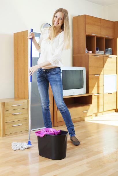Puede ser un poco obvio pero puede suceder que cuando te propongas limpi...