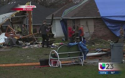 Tormentas dejan heridos y varios daños materiales