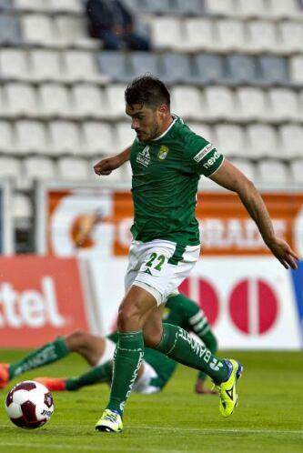 Sebastián Maz  País de Origen: Uruguay  Equipo: León  El charrúa debutó...