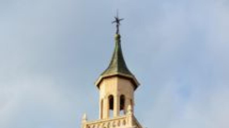 Iglesia cristiana.