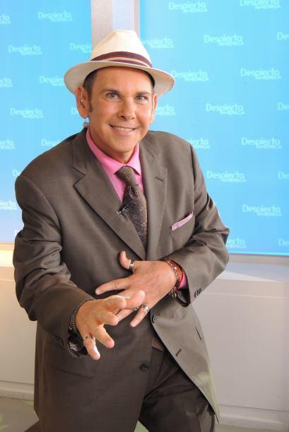 El cantante cubano aseguró que lo bello de la música de los 80 es el sen...