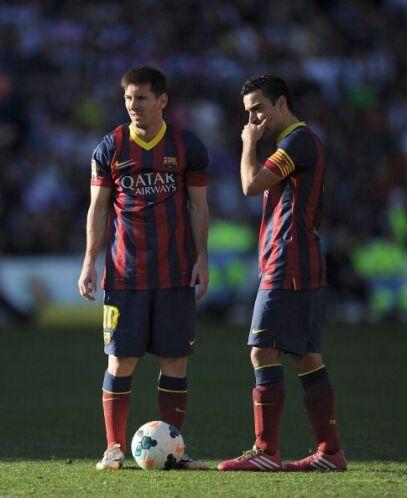 Barcelona vs Valladolid