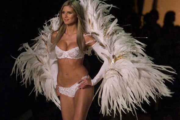 Esta guapa modelo alemana inició su carrera en la firma de lencería, con...