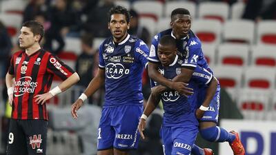 Bastia venció a Niza
