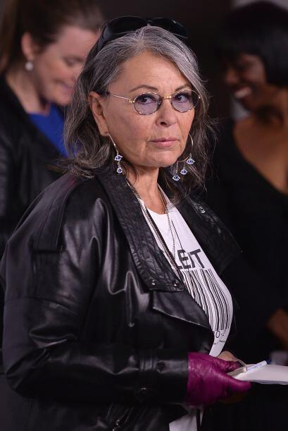 """Roseanne Barr: """"UN GENIO ha dejado vacante en este reino! Descansa..."""