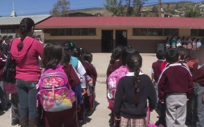 Al menos 600,000 niños estadounidenses residen en México sin documentos