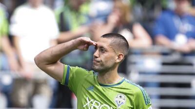 Clint Dempsey, el jugador más influyente en la MLS.