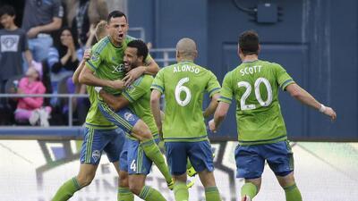 Seattle Sounders 1 - Colorado Rapids 0: Sounders sigue en pie de batalla