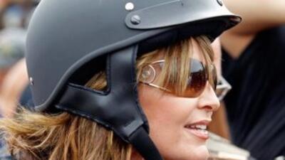 Palin dio el pistoletazo de salida de su gira nacional en Washington sub...