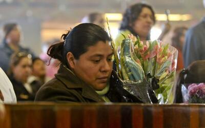 Cada 12 de diciembre, miles de fieles católicos y devotos de la V...