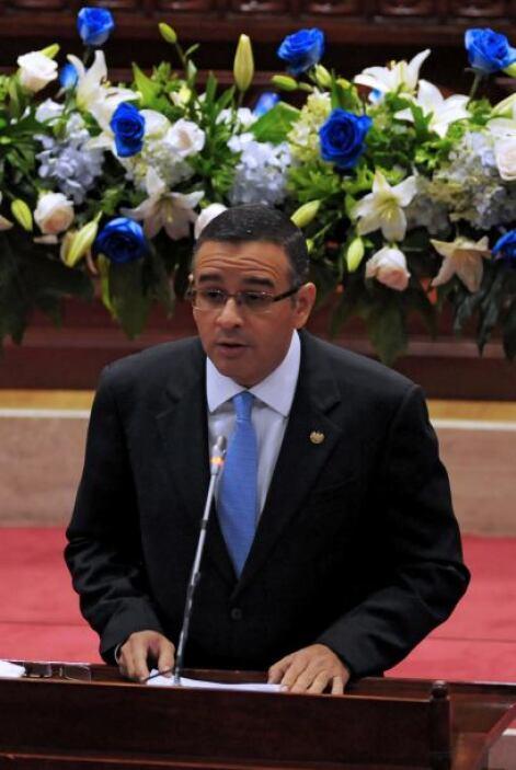 Un 50.3 por ciento de entrevistados respondió que el presidente Funes es...