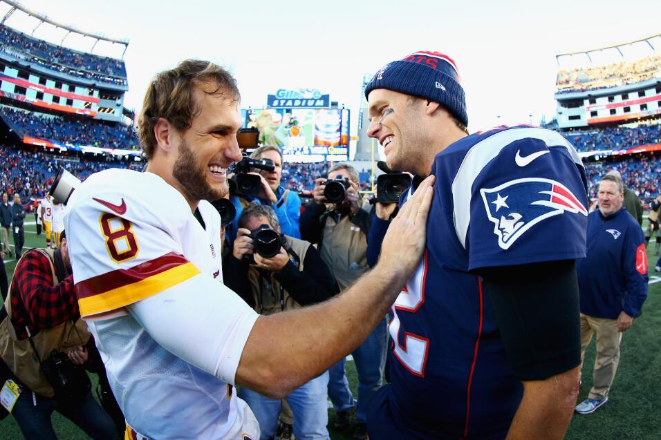 Los Patriots arrollaron a los Redskins 27-10 para mantener la racha gana...