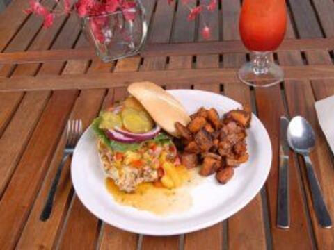 Emparedado de escabeche de pavo: Nutritivo, práctico, delicioso... todas...