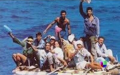 Dramáticos detalles del naufragio de un grupo de cubanos