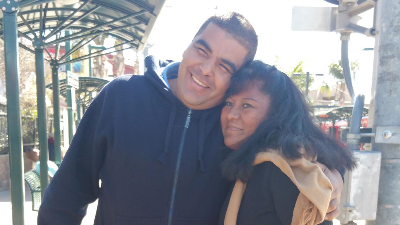 El matrimonio integrado por Hilda y Carlos fue deportado con días de dif...