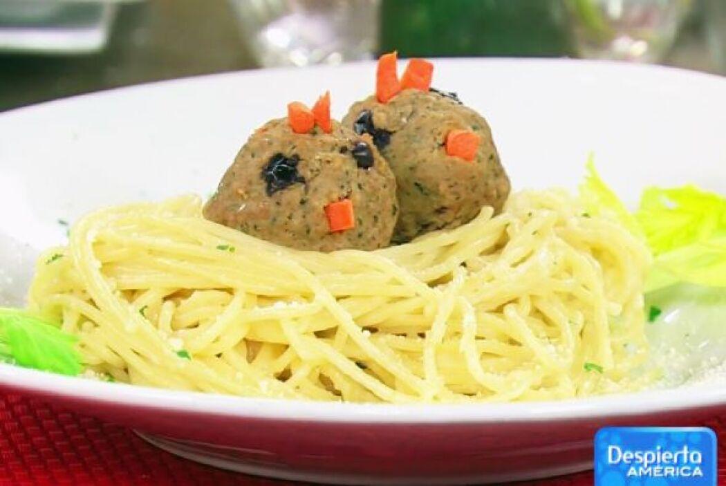 Recetas de pastas divertidas para los niños  Prepara con tus niños unas...