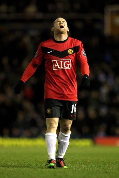 También falló el Manchester United, que apenas empat&oacut...