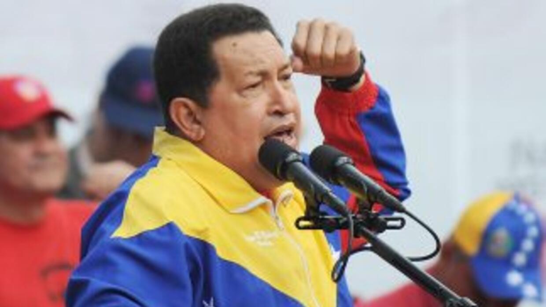 El ex alcalde considera que el presidente Hugo Chávez lo utiliza para so...