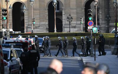 """Trump dice que nuevo ataque en París es de """"naturaleza terrorista"""" y que..."""